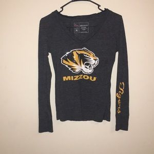 Mizzou Long sleeve
